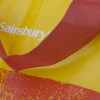 Printed Non-Woven Carrier Bag for Life Ref Sainsburys