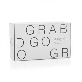 Bespoke Printed Take Away Boxes Ref Mondrian Hotel