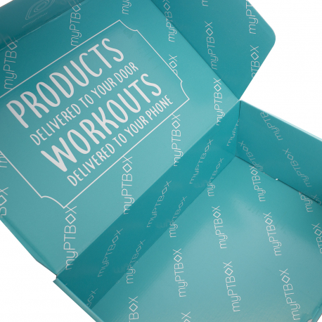 Printed Mailing Boxes Ref My PT