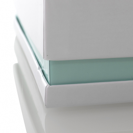 Bespoke Luxury Cake Box Ref Four Seasons