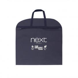 Branded PEVA Suit Carrier Bag Ref Next