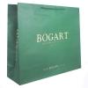 White Kraft Paper Carrier Bags - Ref. Bogart