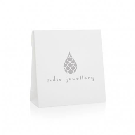 Printed Paper Jewellery Bag Ref Sadie Jewellery