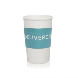 Bespoke Coffee Sleeve Ref Deliveroo