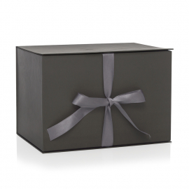 Custom Ribbon Sealed Boxes Ref Mortlake Crematorium