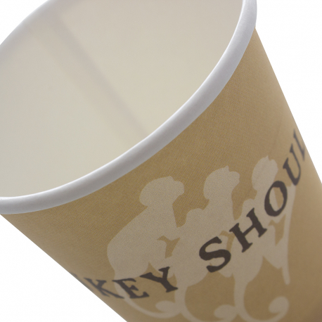 Branded Take Away Cup Ref Monkey Shoulder