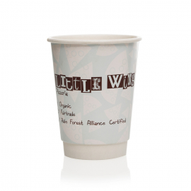 Custom Printed Cups Ref Little Wings Pizzeria