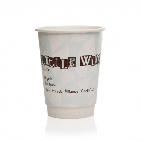Custom Printed Cups - ref. Little Wings Pizzeria