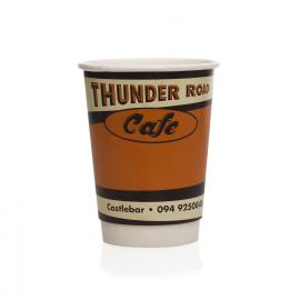 Custom Printed Cups Ref Thunder Road Café