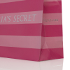 Printed Matt Rope Handle Paper Bags ref. Victorias Secret