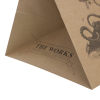 Bespoke Kraft Paper Carrier Bag Ref The Works
