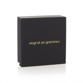 Customised Small Jewellery Box Ref Vingt et un grammes