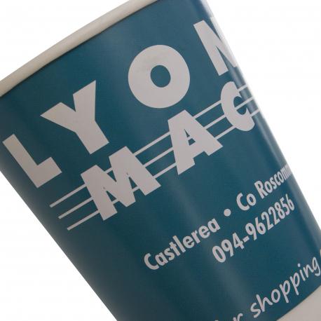Custom Printed cup Ref. Lyons Mace