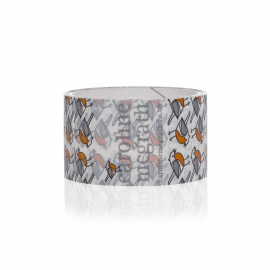 Personalised Printed Tape Ref Caroline McGrath