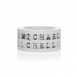 Bespoke Printed Packaging Tape Ref Michael Chell