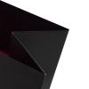 Black Paper Carrier Bag Ref Abode Hotels