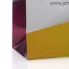 Printed Die Cut Handle Paper Bag Ref John Player