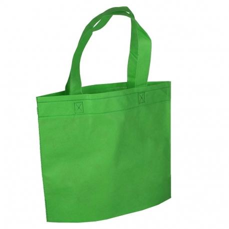 Reusable Bags Green Non Woven Polypropylene Bags