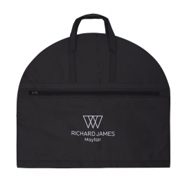 Printed Non-Woven PP Suit Carrier Bag Ref Richard James