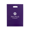 Printed LDPE Die Cut Bags With One Colour Logo – Ref. Mccalls