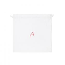 Custom Printed Cotton Drawstring Jewllery Bags Ref Sacet