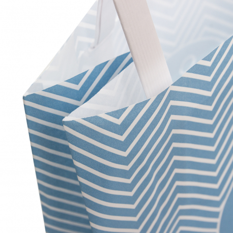 Custom Printed Paper Takeway Bags Ref Be Good To Go