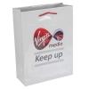 Printed Luxury Gloss Rope Handle Paper Bags - Medium Sized - Ref. Virgin