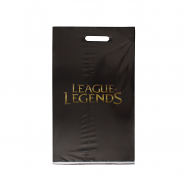 Printed Plastic Patch Handle Bags Ref League of Legends
