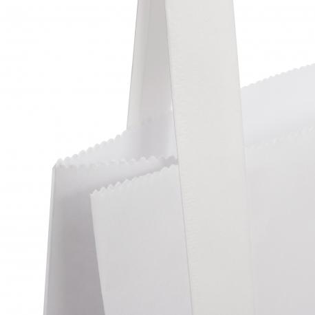 Printed Flat Handle Paper Gift Bags Ref Hilton