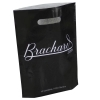 LDPE Patch Handle Carrier Bags - Ref. Brachard