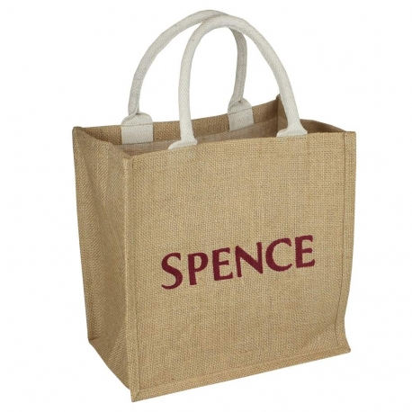 300x Printed Jute Bags 12oz - Ref. Special Offer
