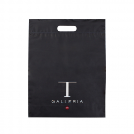Bespoke Carrier Bag with Die Cut Handle Ref Galleria