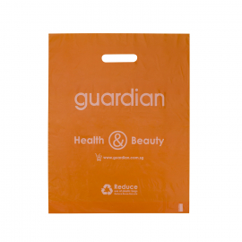 Printed Carrier Bag for Health and Beauty Products Ref Guardian
