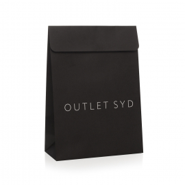 Paper Handleless Carrier Bags Ref Outlet SYD