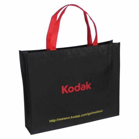 Printed Non-woven Polypropylene Bags - Laminated Reusable Bags - Ref. Kodak c2dd16392