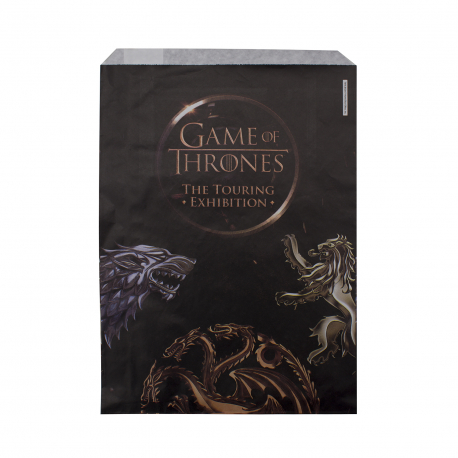 Bespoke Printed Paperless Bag Ref Game of Thrones