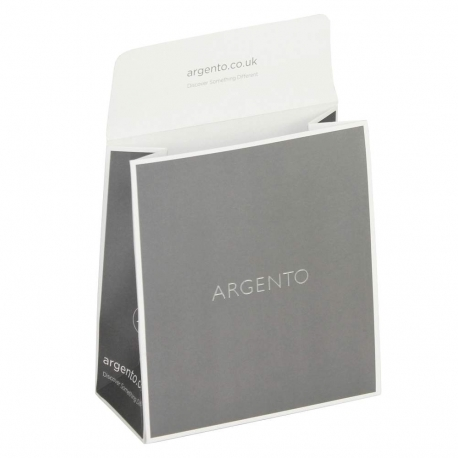 Printed Jewellery Boxes With Hot Foil Stamping – Ref. Argento