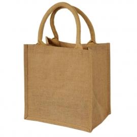 Plain Square Jute Bags