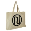 Printed Cotton Bags With One Colour Logo - Ref. River Island