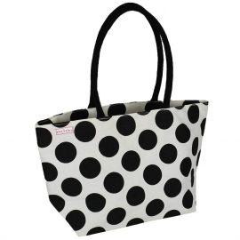 Printed Polkadot Cotton Bags - Ref. Polkadot