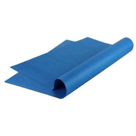 Premium Plain Blue Tissue Paper
