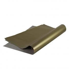Premium Plain Gold Tissue Paper