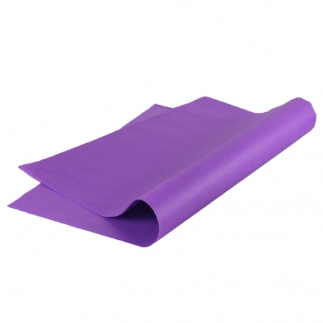 Premium Plain Purple Tissue Paper