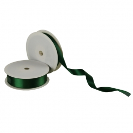 Green Satin Ribbon