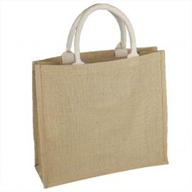 Plain Medium Jute Bags