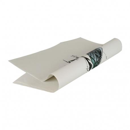 Printed Tissue Paper with coloured design - ref. Puma