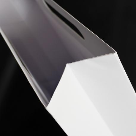 Die Cut Handle Luxury Paper Carrier Bags ref. Unilever