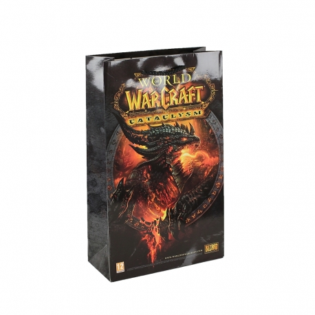 Luxury Gloss Rope Handle Paper Bags ref. World of Warcraft