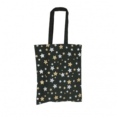Printed Full Colour Cotton Bags ref Next