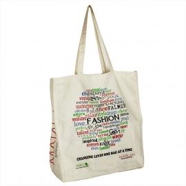 Printed Cotton Bags - Ref. Matalan
